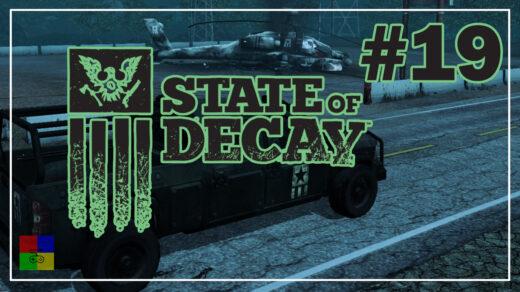 state-of-decay-прохождение-19-Город-призрак