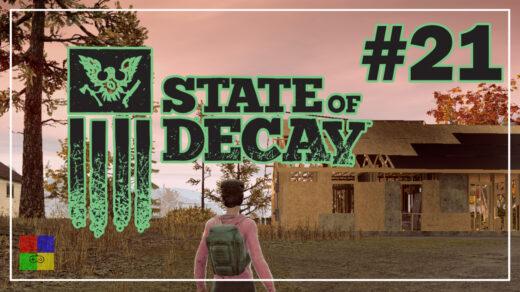state-of-decay-прохождение-21-Долг