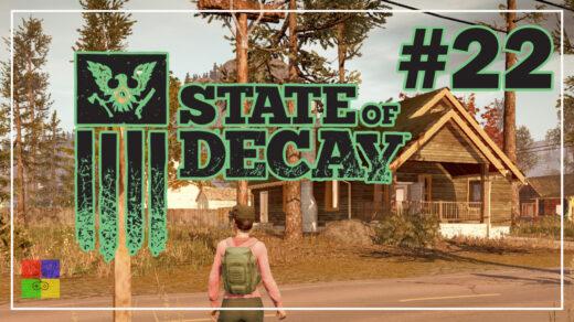 state-of-decay-прохождение-22-Форпосты