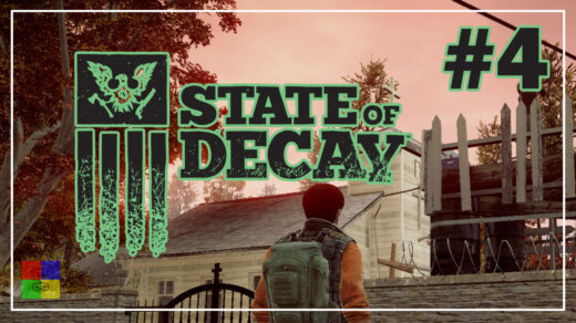 state-of-decay-прохождение-4-Изгнание