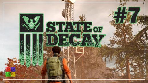 state-of-decay-прохождение-7-Дозор