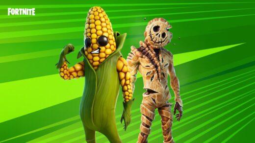 У-Fortnite-теперь-ужасные-кукурузные-и-пирожные-тела.-Скриншот-Fortnite