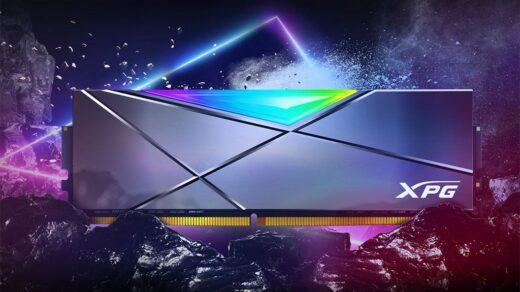 Adata-достигла-разгона-5400-МГц-на-XPG-Spectrix-D50-Xtreme-RAM