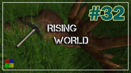Rising-World-прохождение-32-Охота.