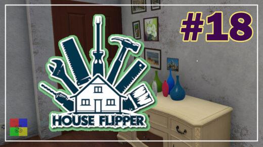 house-flipper-прохождение-18-Дом-тети.