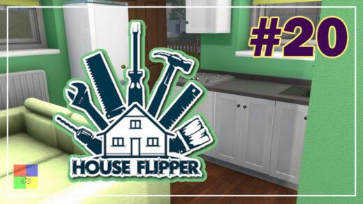 house-flipper-прохождение-20-Малярные-работы