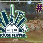 House Flipper прохождение #21 ♦ УБОРКА ГАРАЖА. ФИТНЕС ♦