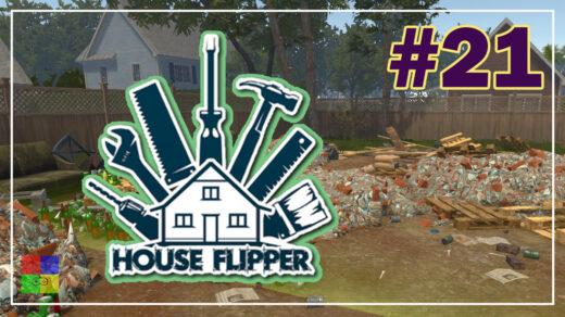 house-flipper-прохождение-21-уборка-в-гврвже.-Фитнес