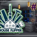 House Flipper прохождение #22 ♦ КИБЕРПАНК НЕО-ТОКИО ♦
