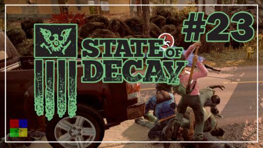 state-of-decay-прохождение-23-Снова-спасаем