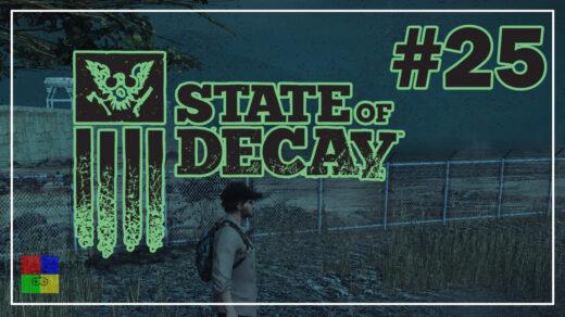 state-of-decay-прохождение-25-Тухлая-вода.