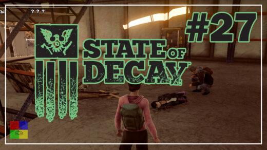 state-of-decay-прохождение-27-трагедия