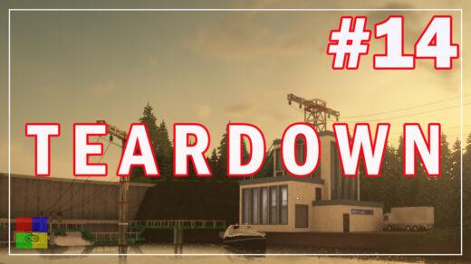 teardown-прохождение-14-Вырубаем-энергию