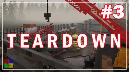 teardown-прохождение-3-Классические-тачки