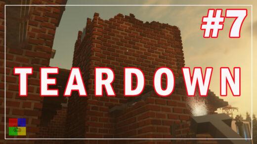 teardown-прохождение-7-Башня
