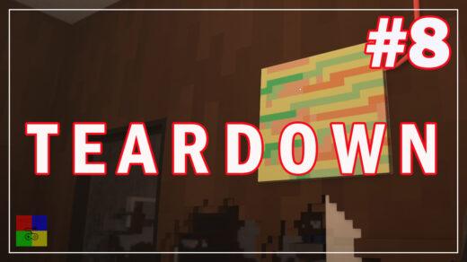 teardown-прохождение-8-картины