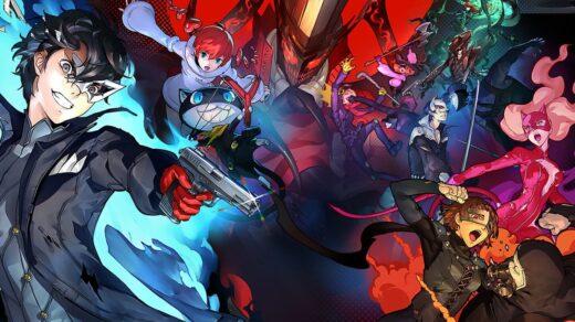 Спин-офф-Persona-5-Strikers-выйдет-на-ПК-в-феврале-Persona-5-Strikers