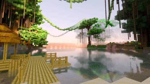 Minecraft-с-RTX-выходит-из-бета-версии-со-встроенной-тестовой-сценой-Minecraft-с-RTX