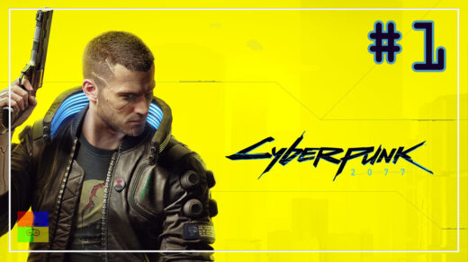 cyberpunk-2077-прохождение-1-Начало
