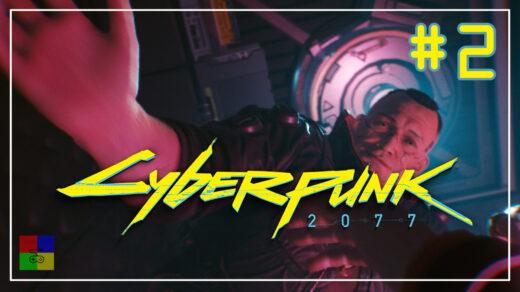 cyberpunk-2077-прохождение-2-Новая-жизнь