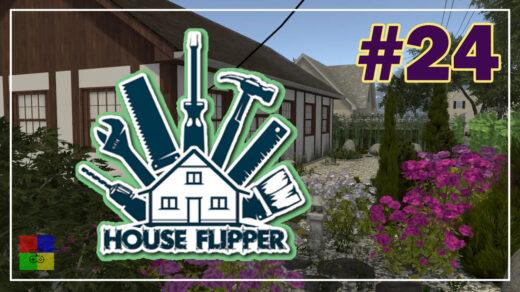 house-flipper-прохождение-24-Японский-сад