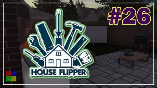 house-flipper-прохождение-26-Открытый-кинотеатр