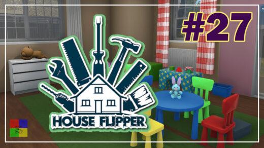 house-flipper-прохождение-27-Детский-сад