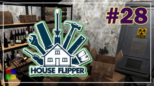 house-flipper-прохождение-28-Бункер-от-торнадо