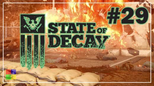 state-of-decay-прохождение-29-Стена.-Финал
