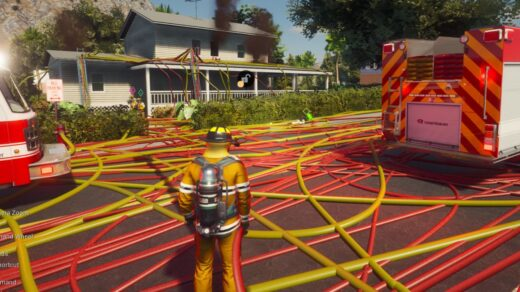 Firefighting-Simulator-имеет-бесконечно-длинные-шланги-поэтому-я-заполнил-ими-район-Firefighting-Simulator