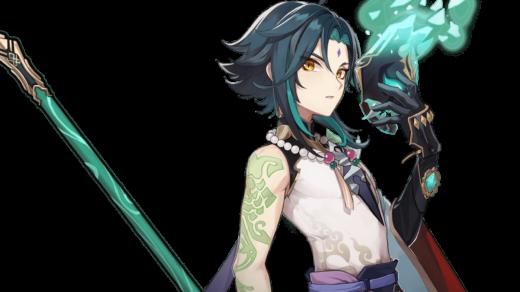 Genshin Impact 1.3 выйдет в феврале