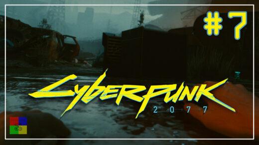 cyberpunk-2077-прохождение-7-Любовь-как-мотив