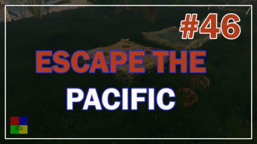 Escape-The-Pacific-прохождение-46-Обновление-альфа-53-Огород