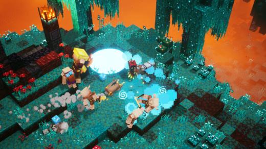 Minecraft-Dungeons-Flames-of-the-Nether-выходит-вместе-с-бесплатным-обновлением-финальной-стадии-Minecraft-Dungeons