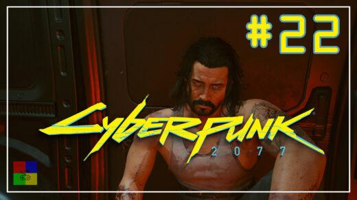 cyberpunk-2077-прохождение-22-Спасаем-Сола
