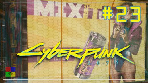 cyberpunk-2077-прохождение-23-Нет-будущего