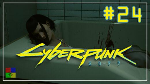 cyberpunk-2077-прохождение-24-Нет-Эвелин