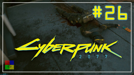 cyberpunk-2077-прохождение-26-Лейтенант