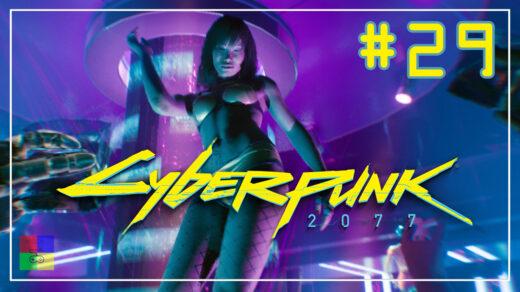 cyberpunk-2077-прохождение-29-тусовка-Джонни