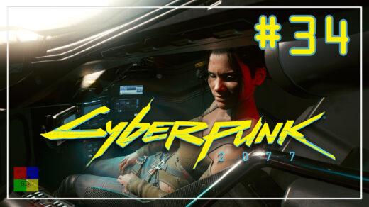 cyberpunk-2077-прохождение-34-Укрощение-василиска
