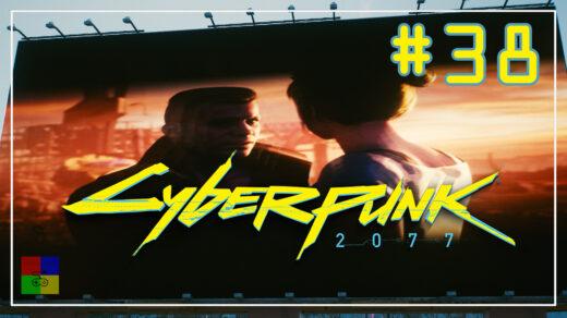 cyberpunk-2077-прохождение-38-Старая-драма