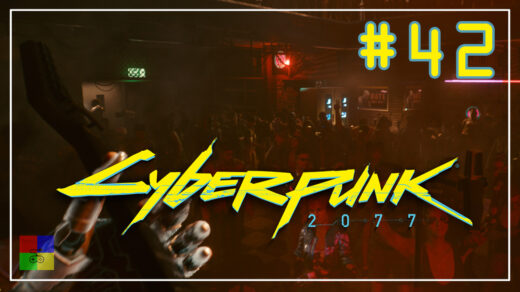 cyberpunk-2077-прохождение-42-Концерт-Джонии