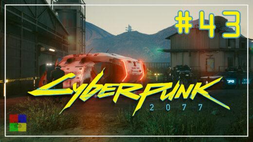 cyberpunk-2077-прохождение-43-Новое-расследование