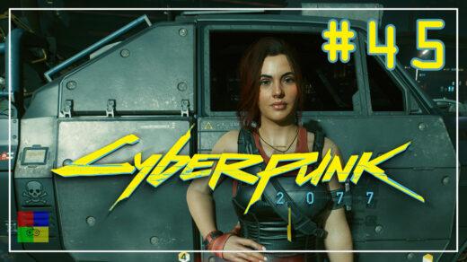 cyberpunk-2077-прохождение-45-Королева-автострад