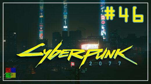 cyberpunk-2077-прохождение-46-Мальчик-с-пистолетом