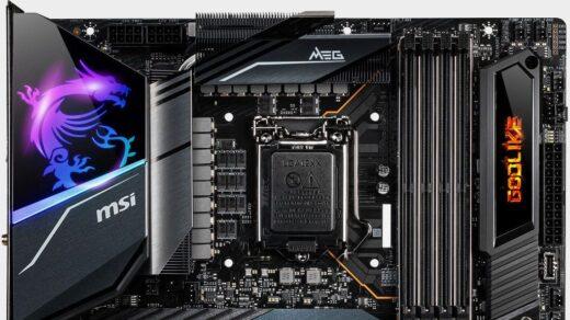 Тем не менее, если вы собираете ПК с нуля, я все равно рекомендую использовать более новую материнскую плату Z590. Чипсет Intel Z590 не только исключает возможность догадок о PCIe 4.0, он также предлагает встроенную поддержку USB 3.2, модернизированный контроллер памяти и некоторые другие полезности.