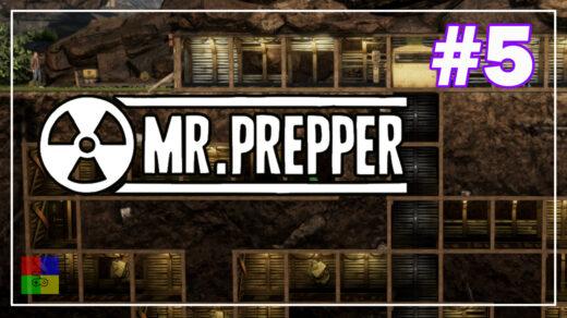 Mr.-Prepper-прохождение-5-Шахта
