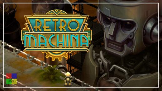 Retro-Machina-ретро-роботик