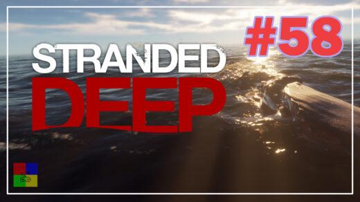 Standed-deep-прохождение-58-Мегалодон