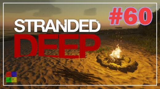 Standed-deep-прохождение-60-Новый-остров.-День-81.